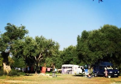 Campeggio Camping Rinaura